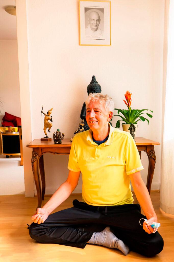 Yoga in Bielefeld Roland Graf Personal Yoga